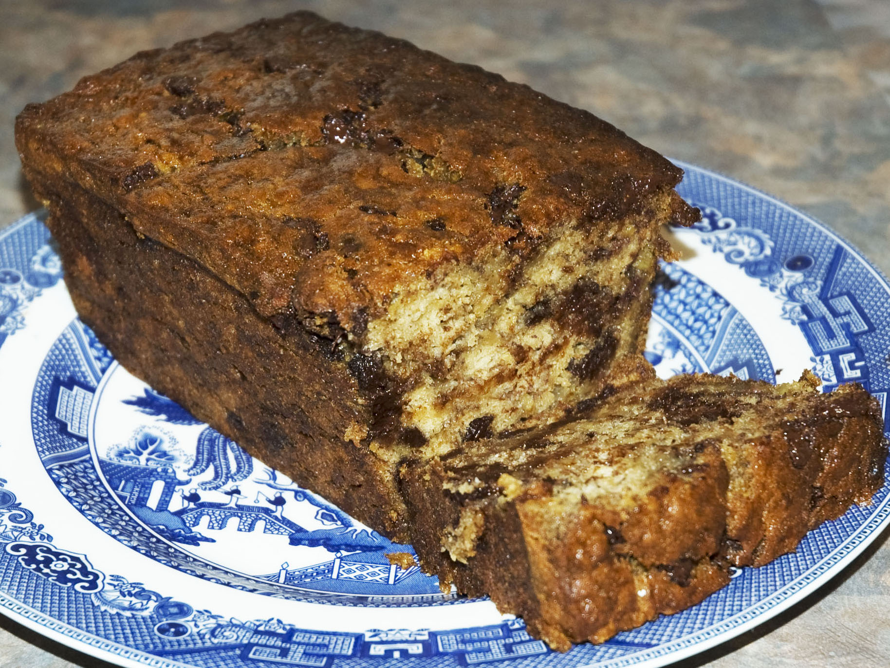 Banana Bread | The Cooking Geek