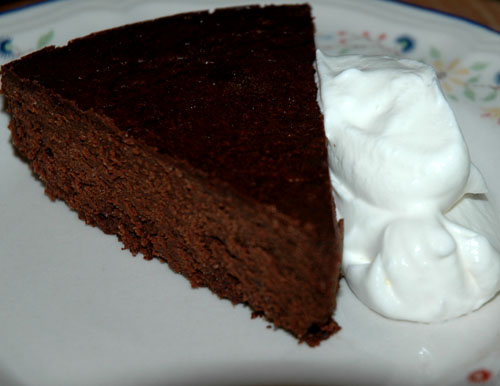 Flourless Chocolate Torte | The Cooking Geek