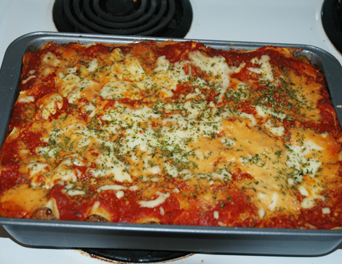whole lasagna