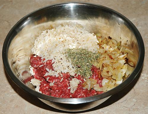 meat mixtures